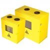 Ящик для газового счетчика металлич.