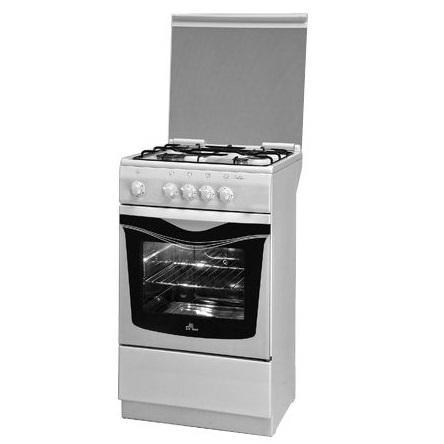 Плита De Luxe газовая 5040.37г крышка