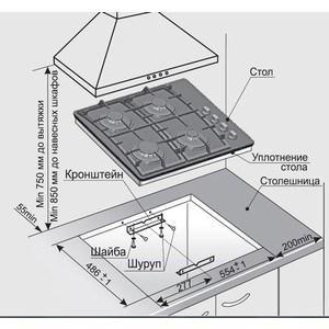 Панель Гефест газовая СН 1210